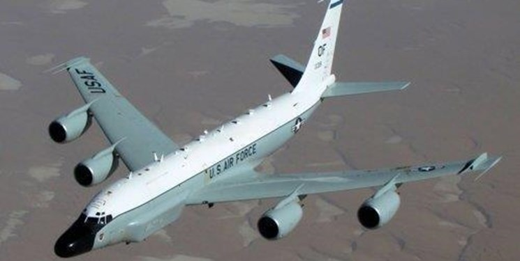 رصد فعالیتهای کرهشمالی توسط هواپیماهای جاسوسی آمریکا