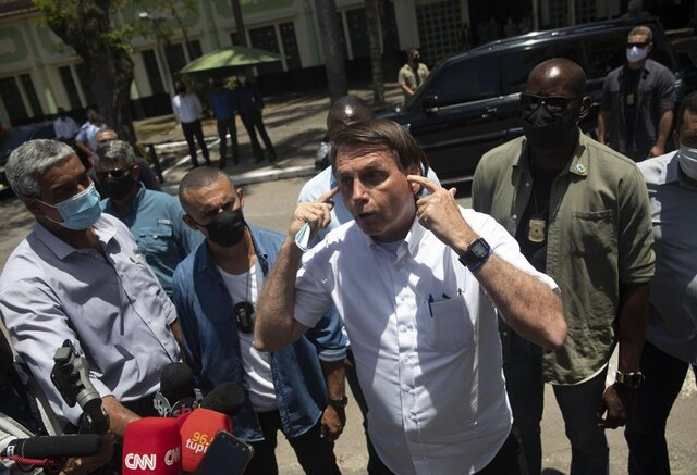 شکست سخت بولسونارو در انتخابات شهرداریهای برزیل