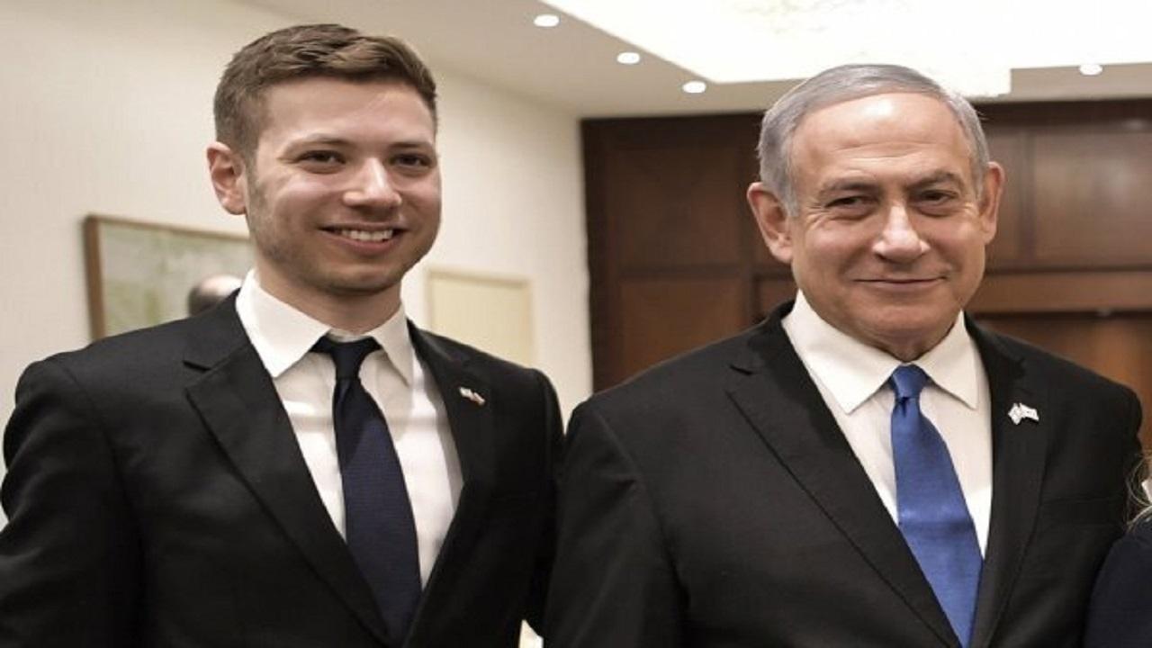 پسر نتانیاهو مخالفان پدرش را داعشی خواند!