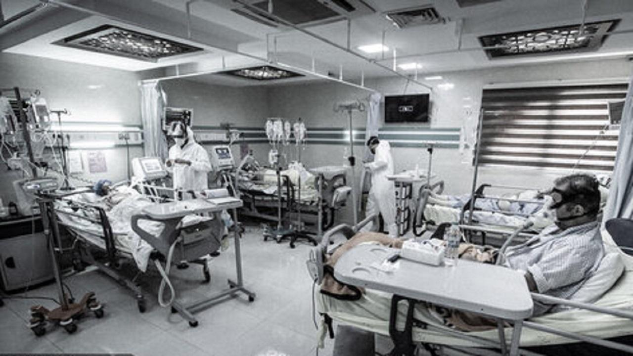 بستری ۳۹ بیمار جدید مبتلا به کرونا در مراکز درمانی کاشان
