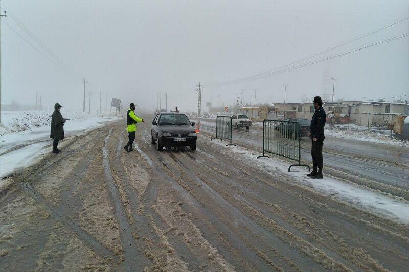 حدود ۲ هزار دستگاه خودرو از مبادی ورودی بوکان برگشت داده شدند