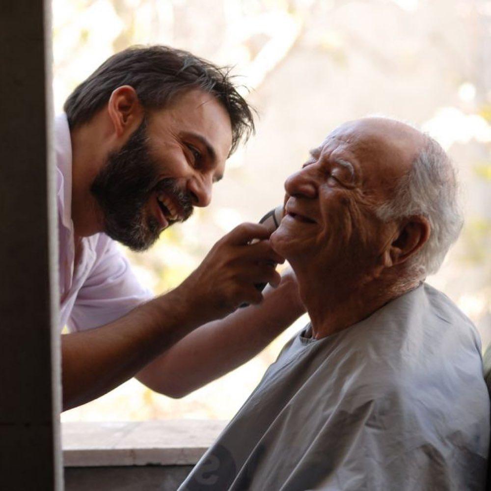 چهره ها/ واکنش پیمان معادی به درگذشت بازیگر نقش پدرش در «جدایی نادر از سیمین»