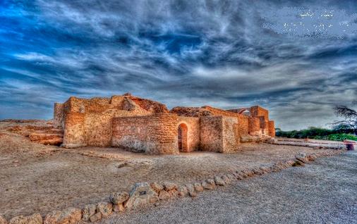 اولین حمام خصوصی در قدیمی ترین جاذبه گردشگری کیش