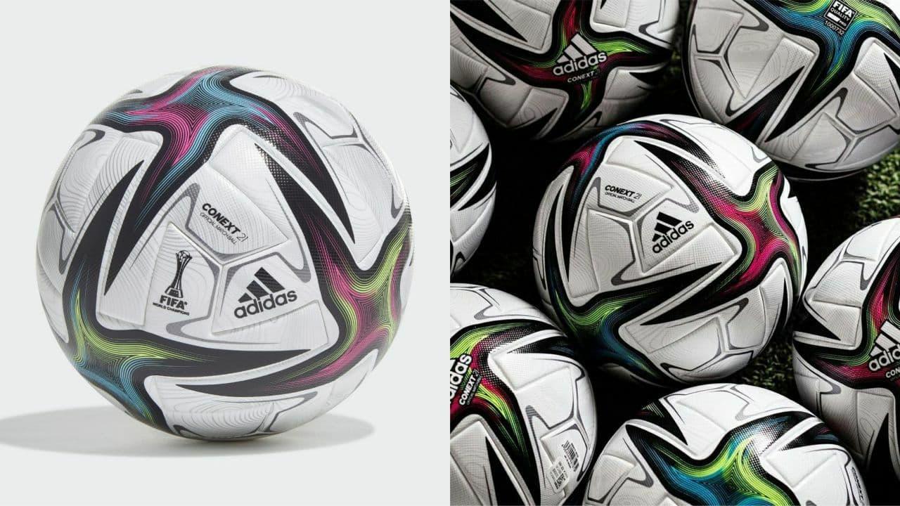 رونمایی آدیداس از توپ اختصاصی بازیهای جام باشگاههای جهان