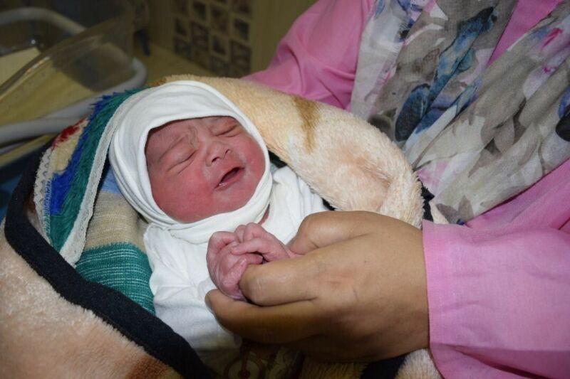 ۱۱ نوزاد میاندوآبی در آخرین تاریخ رُند قرن چهاردهم متولد شدند