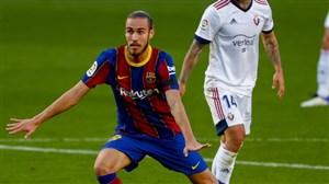 پدیده بارسلونا همه را سورپرایز کرد