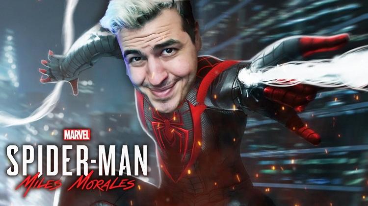استریم بازی Spider-Man: Miles Morales - قسمت نهم