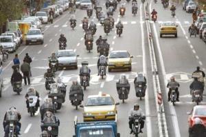 ۱۰ خط معاینه فنی موتورسیکلت در تهران خاک میخورد