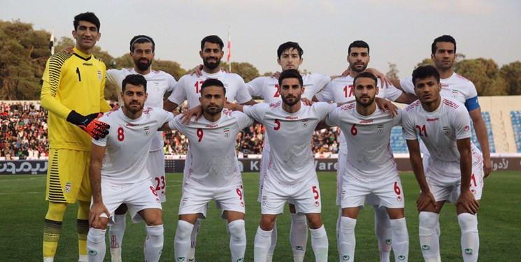 رده بندی فیفا/ تیم ملی فوتبال ایران بدون تغییر در رده 29 جهان
