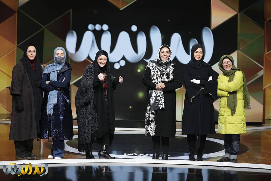 چهرهها/ حضور سوسن پرور و دوستان در برنامه ایرانیش
