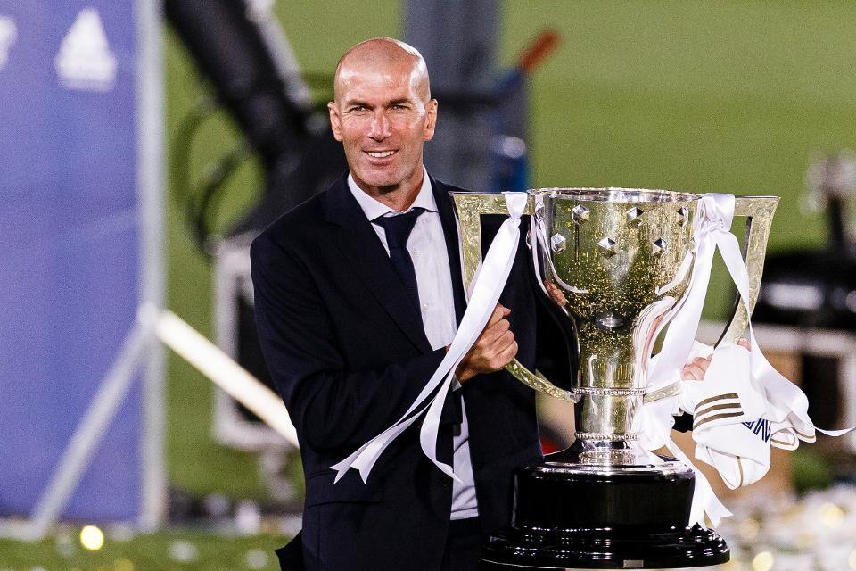 تداوم رکورد شکنی زیدان در رئال مادرید