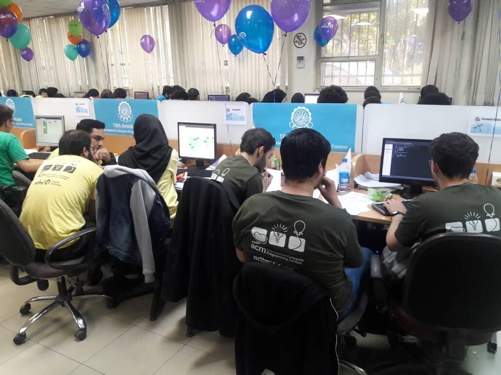 دانشآموزان شاهرودی در مسابقه برنامهنویسی کشوری اول شدند