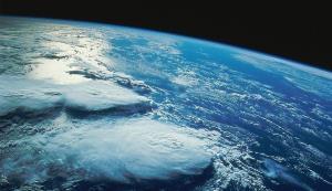 فیلمی جالب درباره خروج راکت از زمین در نمای ایستگاه فضایی