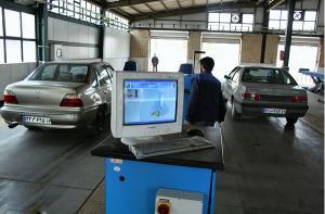 نرخ معاینه فنی خودروهای سبک از امروز ۱۰ هزار تومان شد