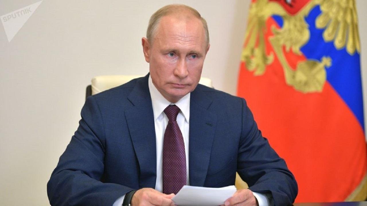 واکنش پوتین به ادعاهای مربوط به مسمومیت مخالف سیاسی خود