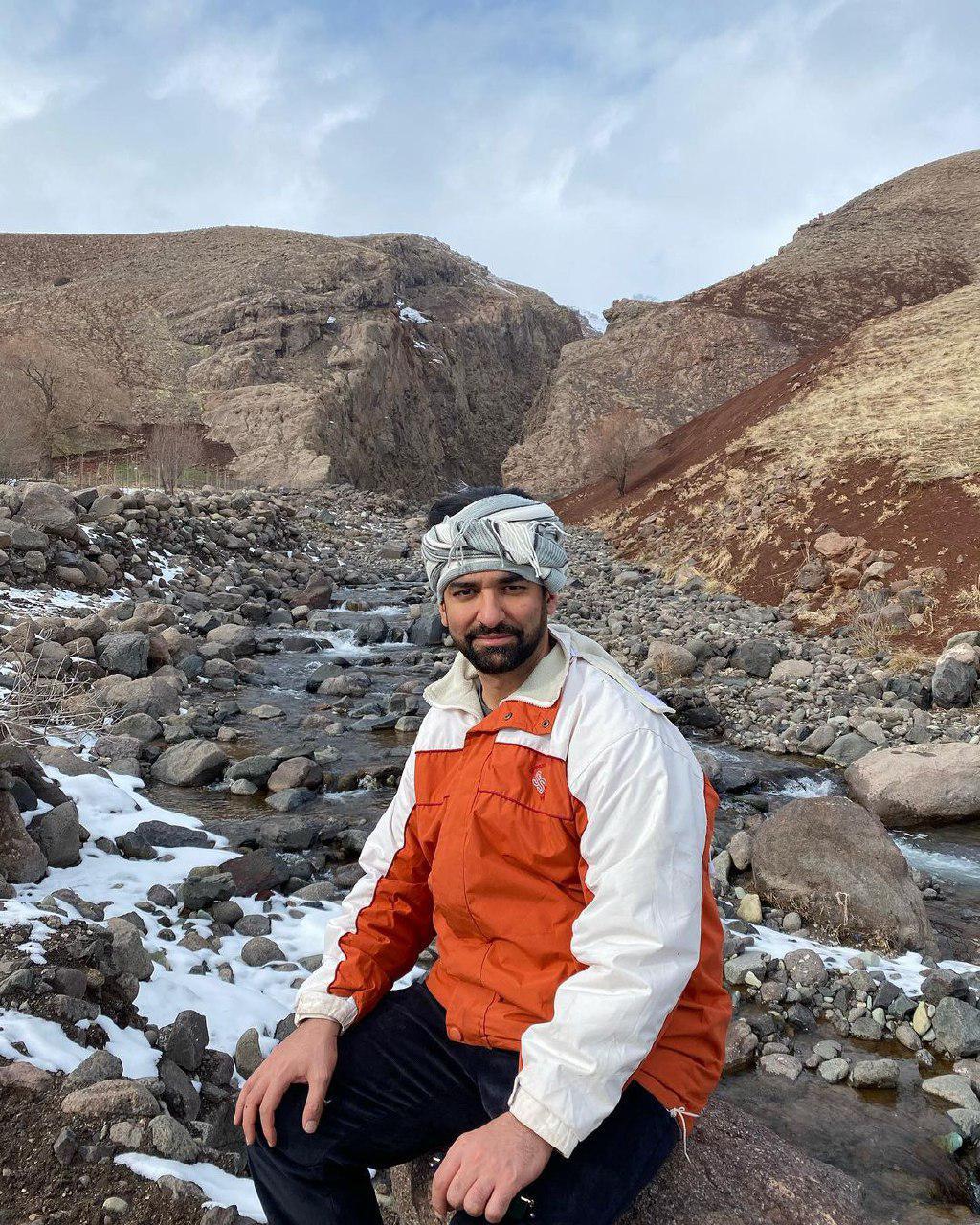 چهرهها/ کوهنوردی آقای وزیر در روز تعطیل