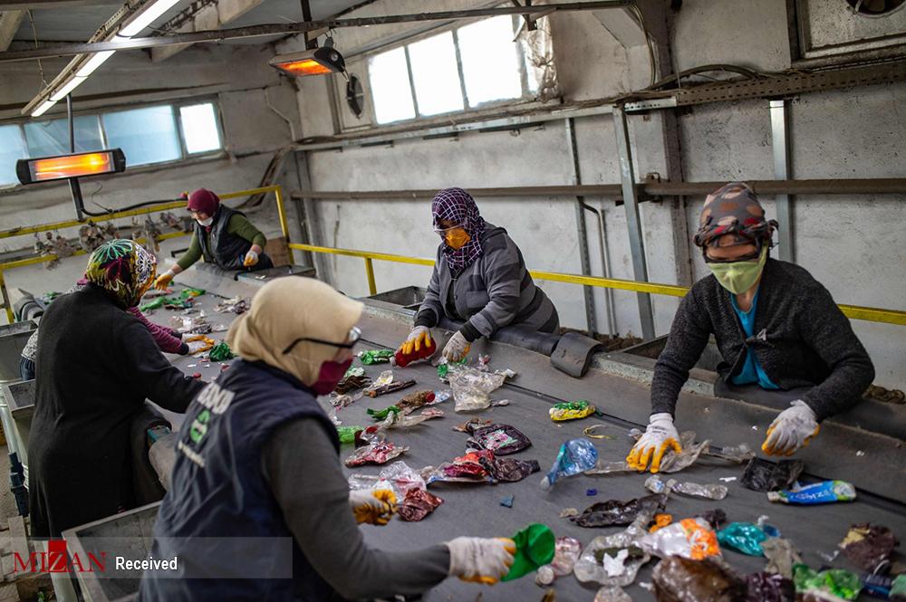 فرجام زباله های اروپایی