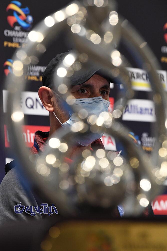 تصاویر خاص از یحیی و جام قهرمانی آسیا
