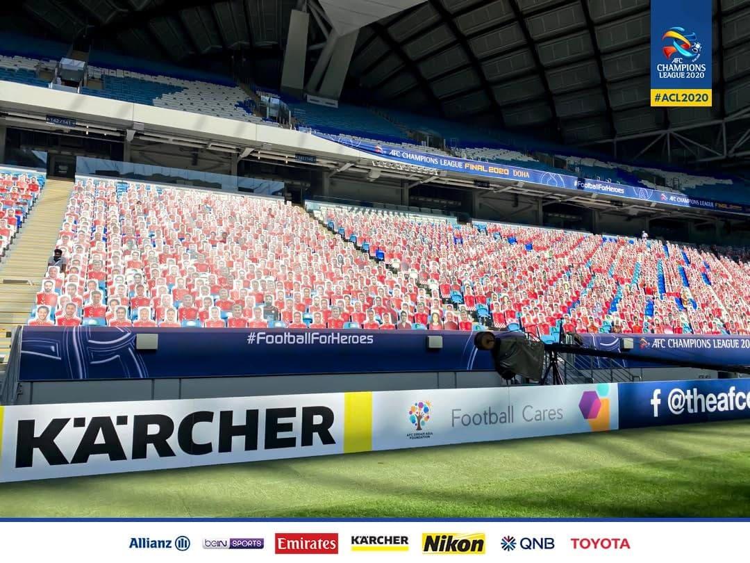 ورزشگاه فینال لیگ قهرمانان، 24 ساعت زودتر پر شد