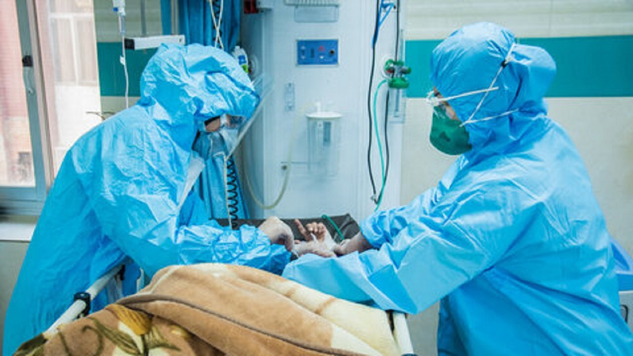 بستری ۱۰ بیمار جدید مبتلا به کرونا در مراکز درمانی منطقه کاشان