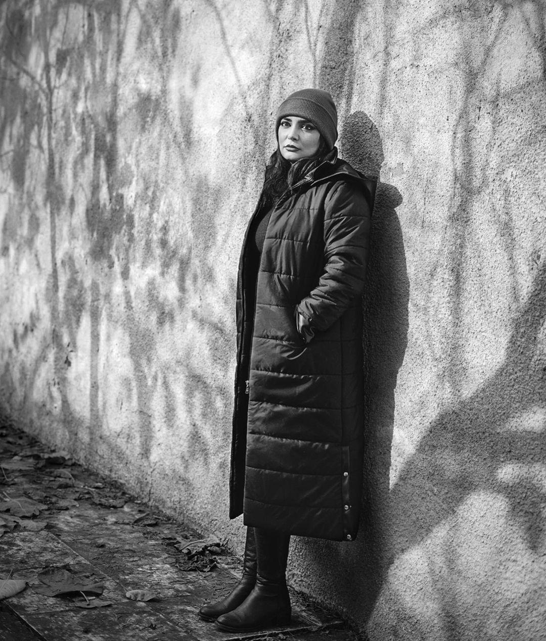 چهرهها/ لیندا کیانی و شعری از سعدی