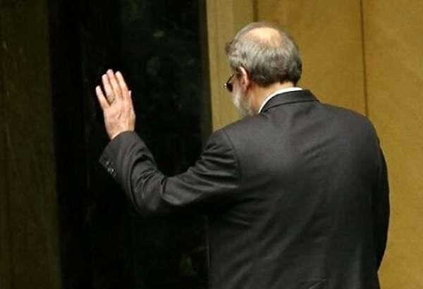 لاریجانی از سیاست خداحافظی میکند؟