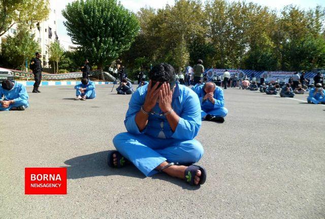 دستگیری یک مامورنمای خیرخواه در تهران