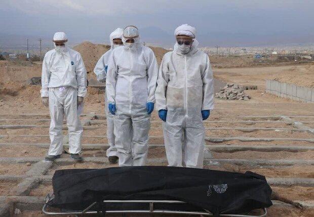 آخرین آمار مرگ و میر و ابتلا ناشی از کرونا در البرز