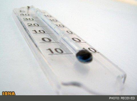 پیشبینی کاهش ۱۰ درجهای دما در اردستان