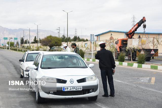 تعداد خودروهای جریمه شده در ممنوعیتهای کرونایی از یک میلیون عبور کرد