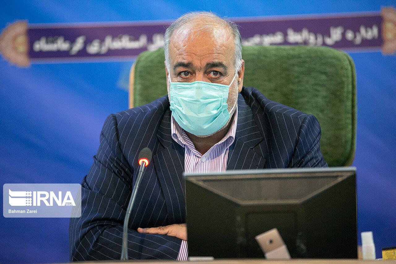 استاندار: منبع تردد شبانه در کرمانشاه اجرا میشود