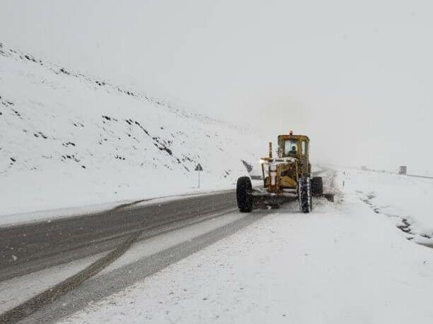 پیشبینی بارش پراکنده برف، یخبندان و آلودگی هوا برای البرز