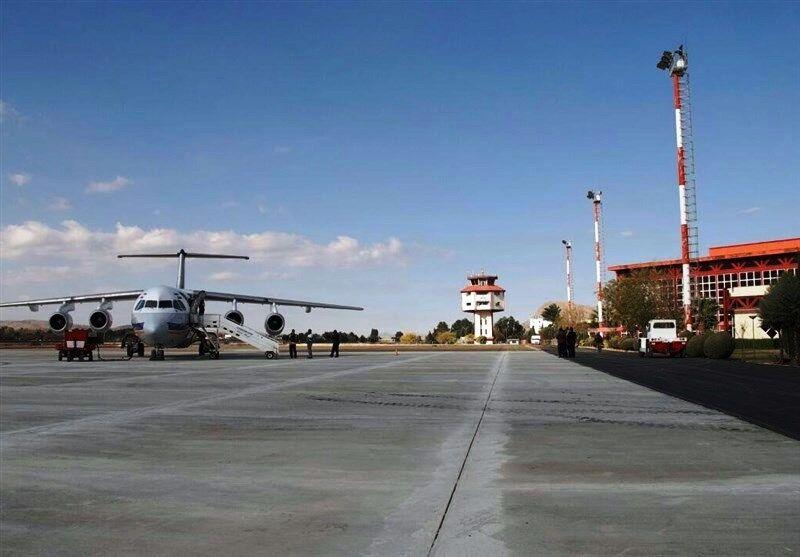 فرودگاه خرمآباد آماده همکاری با بخش خصوصی است
