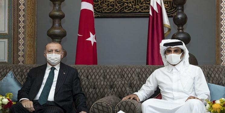 منابع مطلع: قطر بر سر پایگاه ترکیه با هیچ کشور عربی معامله نمیکند