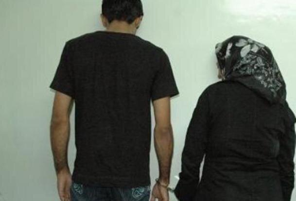 زورگیری در مشهد دستگیری در مُهر فارس