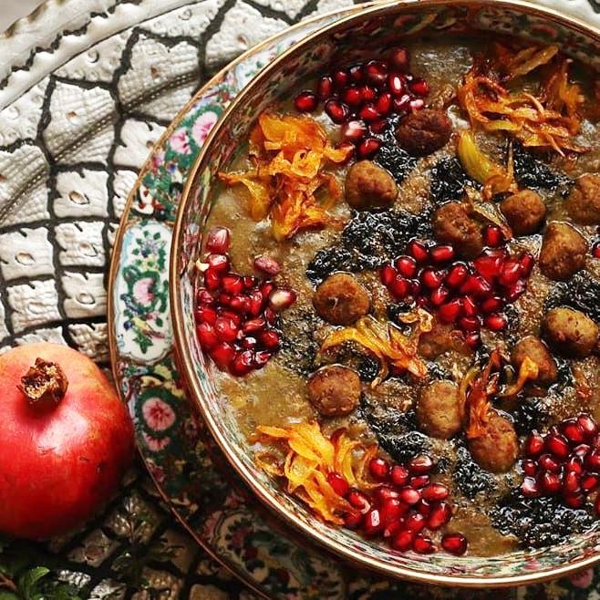 آش و سوپ/ طرز تهیه آش انار ترش و خوشمزه؛ مناسب پاییز و شب یلدا