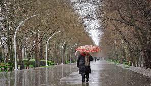 پیشبینی بارش برف و باران در کرمان