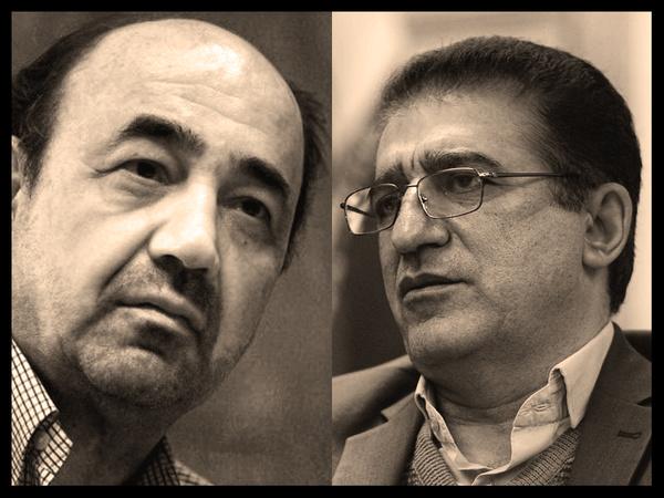 پیام تسلیت قادر آشنا برای درگذشت ناصر ایزدفر