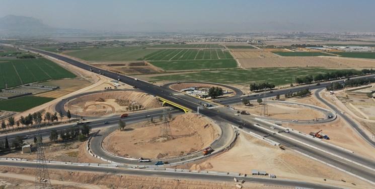 اتصال جاده اصفهان-تهران به شیراز برقرار میشود