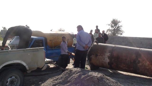 کشف ۲۲ هزار لیتر سوخت قاچاق در میناب