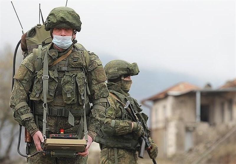 کشته شدن نظامی روس در هنگام عملیات پاکسازی مین در قره باغ