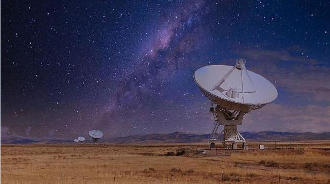 جستجوی حیات فرازمینی؛ آیا تمدنی بیگانه منشأ موج رادیویی ناشناخته است؟