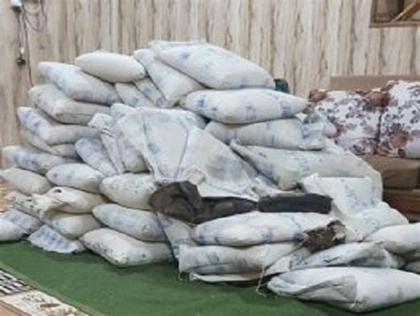 کشف ۳۱۵ کیلو تریاک و ۱۰۰ کیلو حشیش در یک عملیات مشترک پلیسی