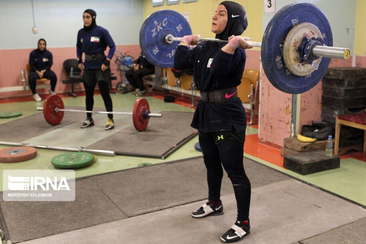 وزنهبردار زن کهگیلویه و بویراحمد به اردوی تیم ملی دعوت شد