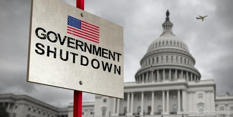 کنگره آمریکا فعلا از تعطیلی دولت جلوگیری کرد
