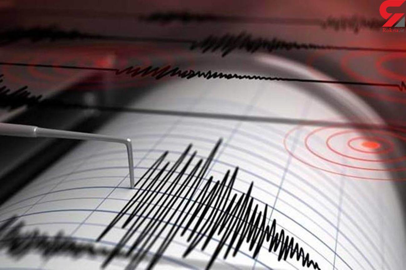 زلزله ۴ ریشتری در تهران
