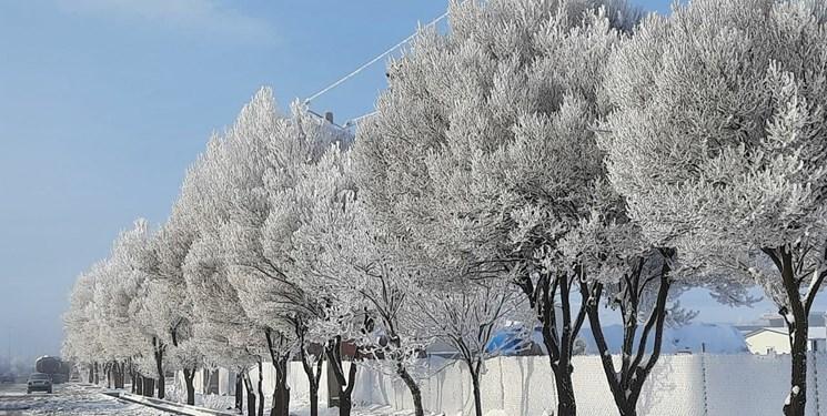 استان اردبیل، لغزنده و یخبندان