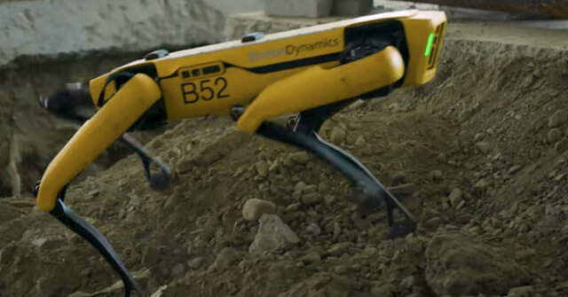 ناسا سگ رباتیک مشهور را به مریخ می فرستد