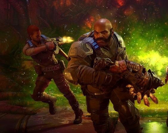 نقدها و نمرات بسته الحاقی بازی Gears 5: Hivebusters منتشر شد