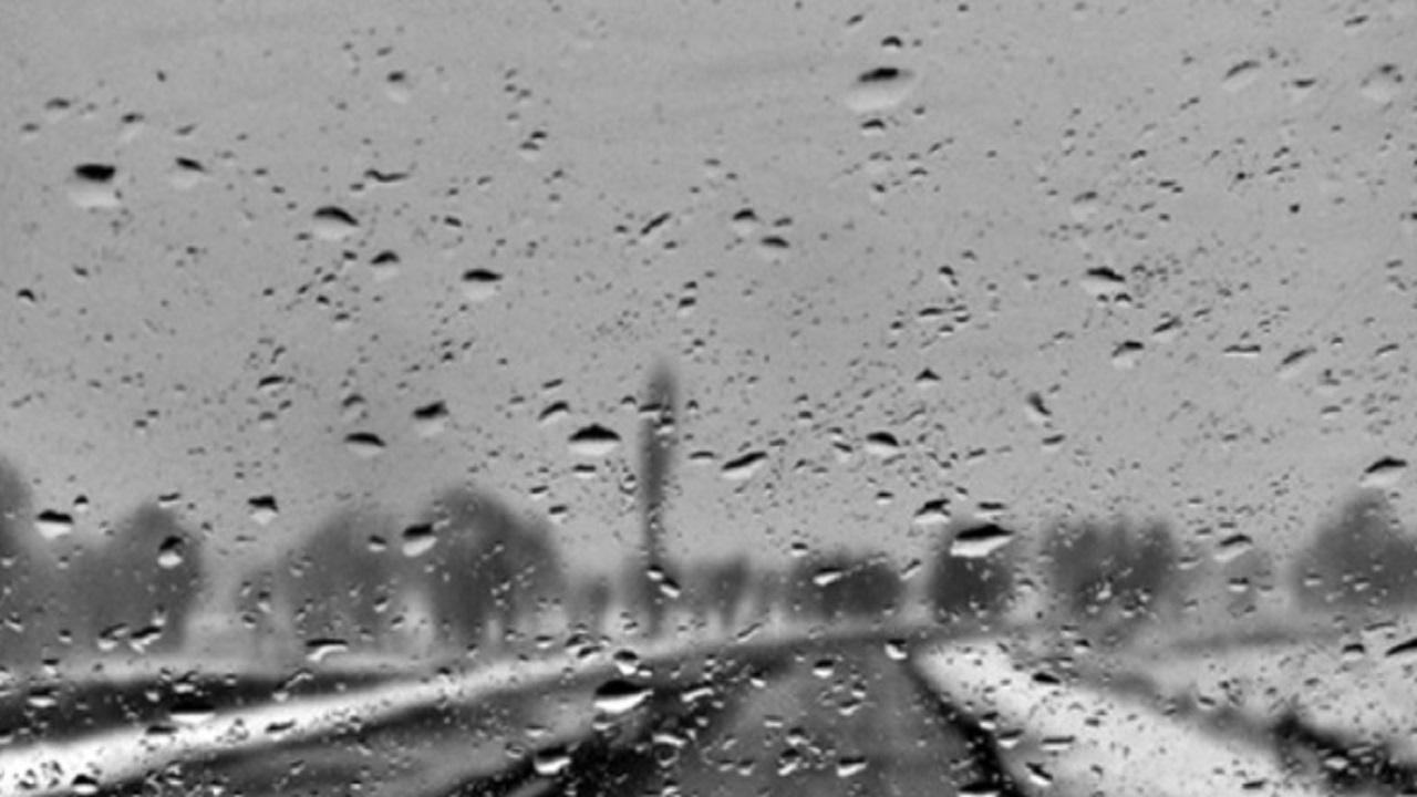 بارش برف و باران در جادههای خراسان رضوی
